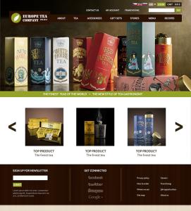 Europe Tea Company