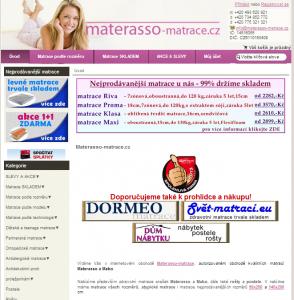 Materraso Matrace