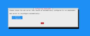 phpMyAdmin - instalace