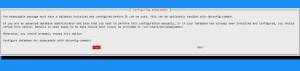phpMyAdmin - instalace - konfigurace databáze